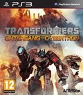 TRANSFORMERS FALL OF CYBERTRON (D/D) - Games - PlayStation 3 - Action