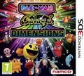 PAC-MAN & GALAGA DIMENSIONS (3DS) (D/D)