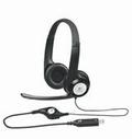 LOGITECH USB HEADSET H390 (DFIE/DFIE) - Games - Zubehör PC - Headsets / Microphone