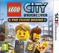LEGO CITY UNDERCOVER: THE CHASE BEGINS (3DS) (D/D) - Games - Nintendo Dual Screen - Adventure