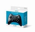 WIIU PRO CONTROLLER BLACK (DFIE/DFIE) - Games - Zubehör Wii U - Joypad/Controller/Joystick