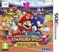 MARIO & SONIC AT THE OLYMPIC GAMES LONDON (3DS) (D/D) - Games - Nintendo Dual Screen - Sport
