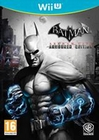 BATMAN - ARKHAM CITY - ARMOURED EDITION (DF/DF) - Games - WII U - Action