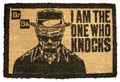 BREAKING BAD FUSSMATTE - I AM THE ONE WHO KNOCKS