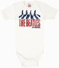 1 x BABYBODY - BEATLES - VINTAGE ABBEY ROAD - BEIGE