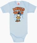 BABYBODY - DISNEY - DONALD DUCK - HELLBLAU - Babybodies - Logoshirt