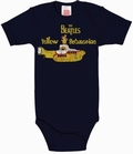 BABYBODY - THE BEATLES YELLOW SUBMARINE - BLAU