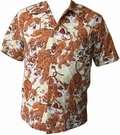 KALAKAUA - ORIGINAL HAWAIIHEMD - 1000 TIGERS - Shirts - Hawaii Hemden