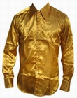 RETRO HEMD - GOLD LIMITED EDITION - Kleid - Hemden