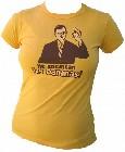 VINTAGEVANTAGE - BANANAS  GIRLIE SHIRT - Shirts - Vintagevantage - Girls