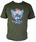1 x FIGHT THE WORLD - OLIVE SHIRT