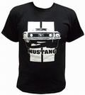 MUSTANG SHIRT SCHWARZ - TOXICO - Shirts - Toxico