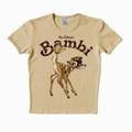 LOGOSHIRT - BAMBI SHIRT  - OCHRE SAND - Shirts - Logoshirt - Men