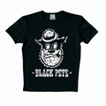 LOGOSHIRT - BLACK PETE SHIRT - BLACK - Shirts - Logoshirt - Men