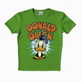LOGOSHIRT - DONALD DUCK SHIRT - GREEN - Shirts - Logoshirt - Men