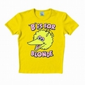LOGOSHIRT - SESAMSTRAßE - B IS FOR BLONDE SHIRT - Shirts - Logoshirt - Men