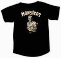 THE MONSTERS - MUMIE - SHIRT - Shirts - Voodoo Rhythm - Men