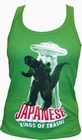 KINGS OF TRASH - GIRLIE TANK TOP - Shirts - Blowfly