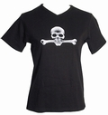 THOMAS OTT SHIRT - SKULL