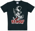 KIDS-SHIRT - BB WOLF - Shirts - Logoshirt - Kids