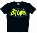 LOGOSHIRT - BATMAN - BAT - SHIRT - Shirts - Logoshirt - Men