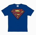 KIDS-SHIRT - SUPERMAN - Shirts - Logoshirt - Kids