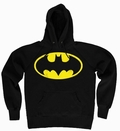 BATMAN LOGO - HOODY KAPUZENPULLOVER