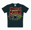 KIDS-SHIRT - SESAMTRASSE - MONSTERS OF ROCK