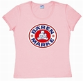 LOGOSHIRT - BRENMARKE  - GIRL SHIRT  PINK - Shirts - Logoshirt - Girls