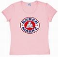 LOGOSHIRT - BÄRENMARKE  - GIRL SHIRT  PINK - Shirts - Logoshirt - Girls