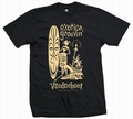 EXOTICA GROOVIN HULA - MEN SHIRT - SCHWARZ