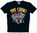 LOGOSHIRT - SESAMSTRASSE - COUNT LIGHTNING SHIRT - Shirts - Logoshirt - Men