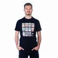 Fussball Shirt - Moustache Dream Team T-Shirt