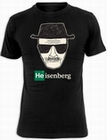 BREAKING BAD T-SHIRT HEISENBERG WALTER WHITE - SCHWARZ - Shirts