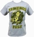 BREAKING BAD T-SHIRT VAMONOS PEST GRAU