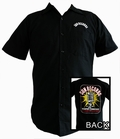 ELECTRIC MIC SUN RECORDS - STEADY CLOTHING WORKER SHIRT