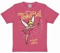 KIDS SHIRT - TINKER BELL KINDER SHIRT DISNEY MÄDCHEN ROSA - Shirts - Logoshirt - Kids