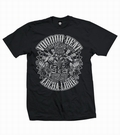 LUCHA LIBRE - MEN SHIRT SCHWARZ