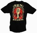 ROCKABILLY SUN RECORDS - STEADY CLOTHING T-SHIRT