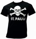 ST. PAULI SHIRT - SCHWARZ - Shirts