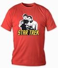 STAR TREK T-SHIRT SPOCK & KIRK - Shirts