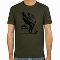 ZINEDINE ZIDANE VS. MARCO MATERAZZI FUSSBALL SHIRT - OLIV - Shirts - Spielraum - Men