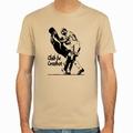 ZINEDINE ZIDANE VS. MARCO MATERAZZI FUSSBALL SHIRT - SAND - Shirts - Spielraum - Men