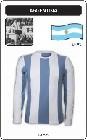 ARGENTINIEN RETRO TRIKOT LANGARM - Kleid - Trikots - Pullover