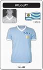 URUGUAY RETRO TRIKOT - Shirts - Trikots - 70er Jahre