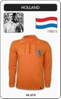 HOLLAND RETRO TRIKOT - Kleid - Trikots - Pullover
