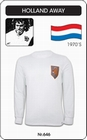 HOLLAND - NIEDERLANDE - NETHERLANDS - RETRO TRIKOT - Kleid - Trikots - Pullover