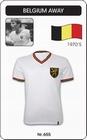 BELGIEN RETRO TRIKOT AUSWÄRTSTRIKOT - Shirts - Trikots - 70er Jahre
