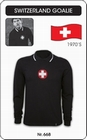 SCHWEIZ - SWITZERLAND - TORWARTTRIKOT - Kleid - Trikots - Pullover