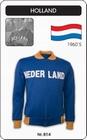 HOLLAND - NIEDERLANDE - NETHERLANDS - RETRO JACKE - Kleid - Trikots - Jacken